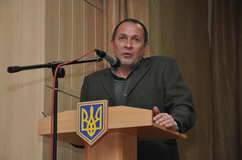 Благовісний Сергій Володимирович
