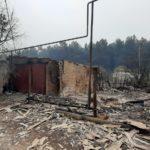 На Луганщине из-за пожара погибли 9 человек. Огонь тушат со вчерашнего дня (ФОТО, ВИДЕО)