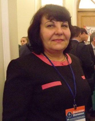 Басова Валентина Іванівна