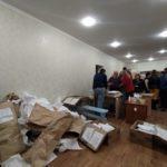 В Бахмутській ОТГ станом на 21:30 бюлетені здали 37 дільниць з 52. Хто лідирує