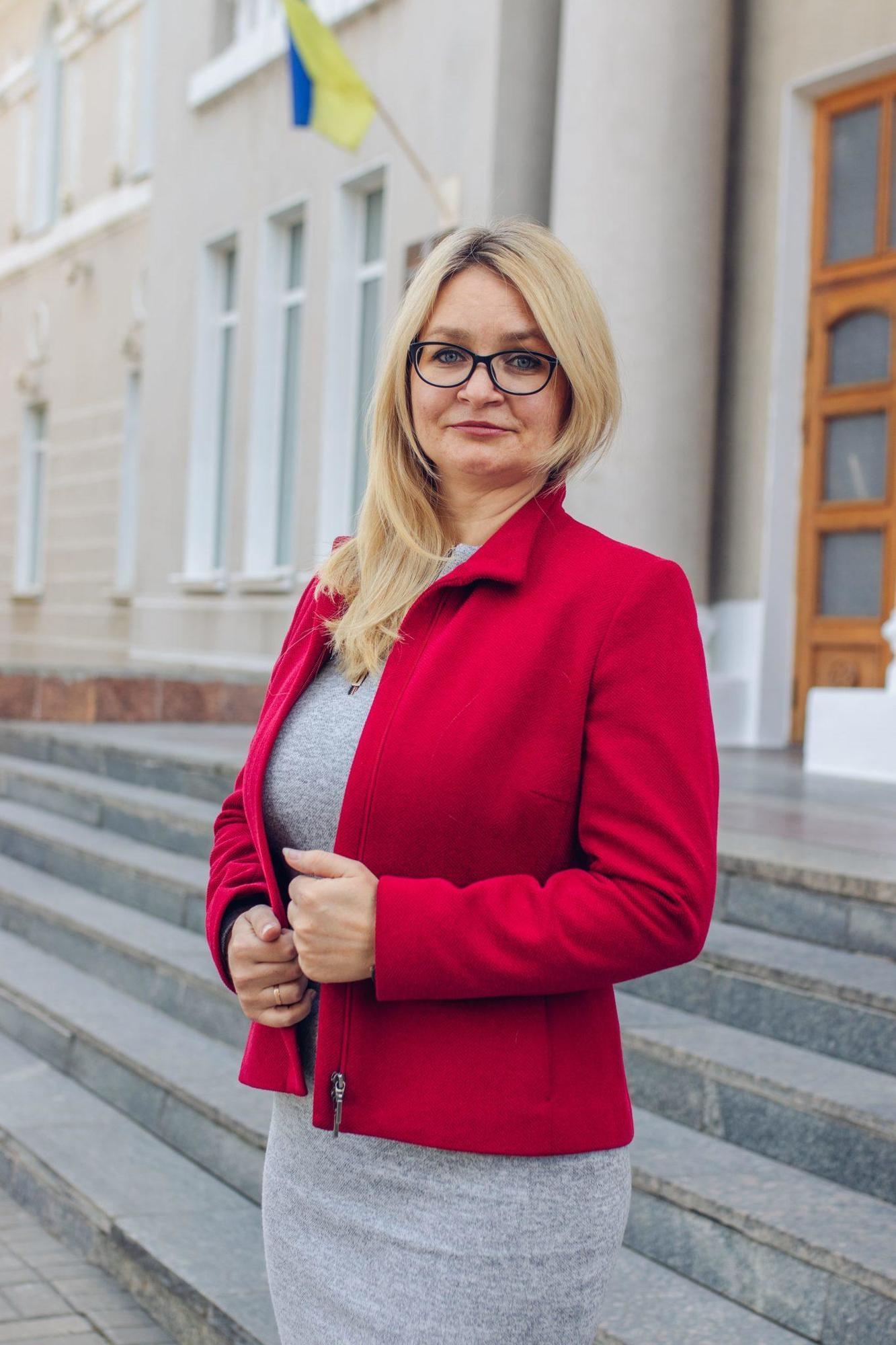 Костюченкова Олена Олександрівна