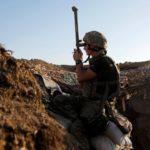 Чотири рази окупанти стріляли на Донбасі в суботу, — штаб ООС