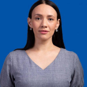 Бондарева Оксана Геннадіївна