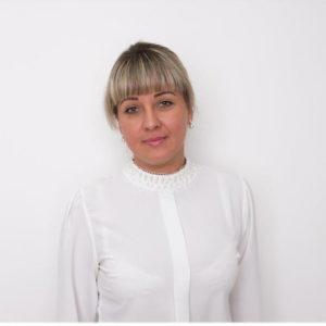Дмитрієва Ірина Михайлівна