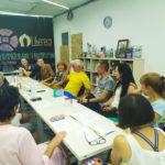 """У Сєвєродонецьку вже півтора року працює """"Український розмовний клуб"""". Чим цікава ця спільнота"""