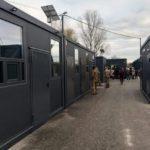 На Луганщине в Счастье достроили КПВВ (ФОТО)