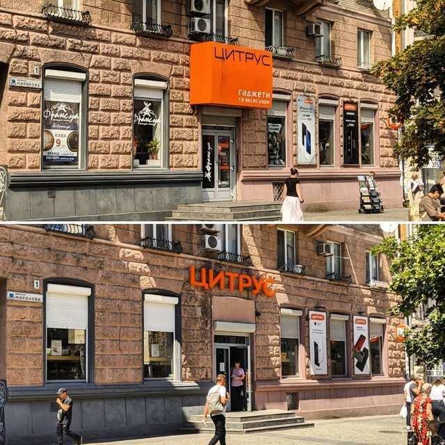 Локальный эксперимент. В Славянске, Краматорске и Мариуполе на примере покажут как упорядочить уличную рекламу