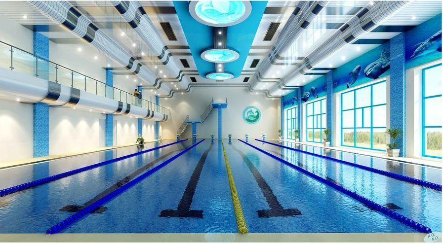 В Добропіллі з'явиться відновлений басейн за 42,5 мільйони гривень