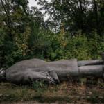 Ілліча — на аукціон. У Слов'янську збирають підписи, щоб продати пам'ятник Леніну