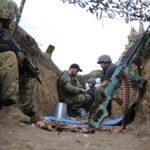Бойовики  5 разів стріляли в бік позицій ЗСУ у середу. Обійшлося без поранених, — штаб ООС