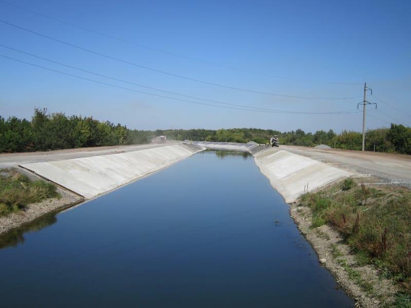 канал Дніпро Донбас вода