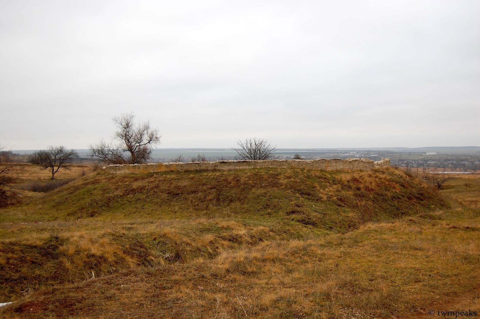 маєток Новий Карфаген земля степ