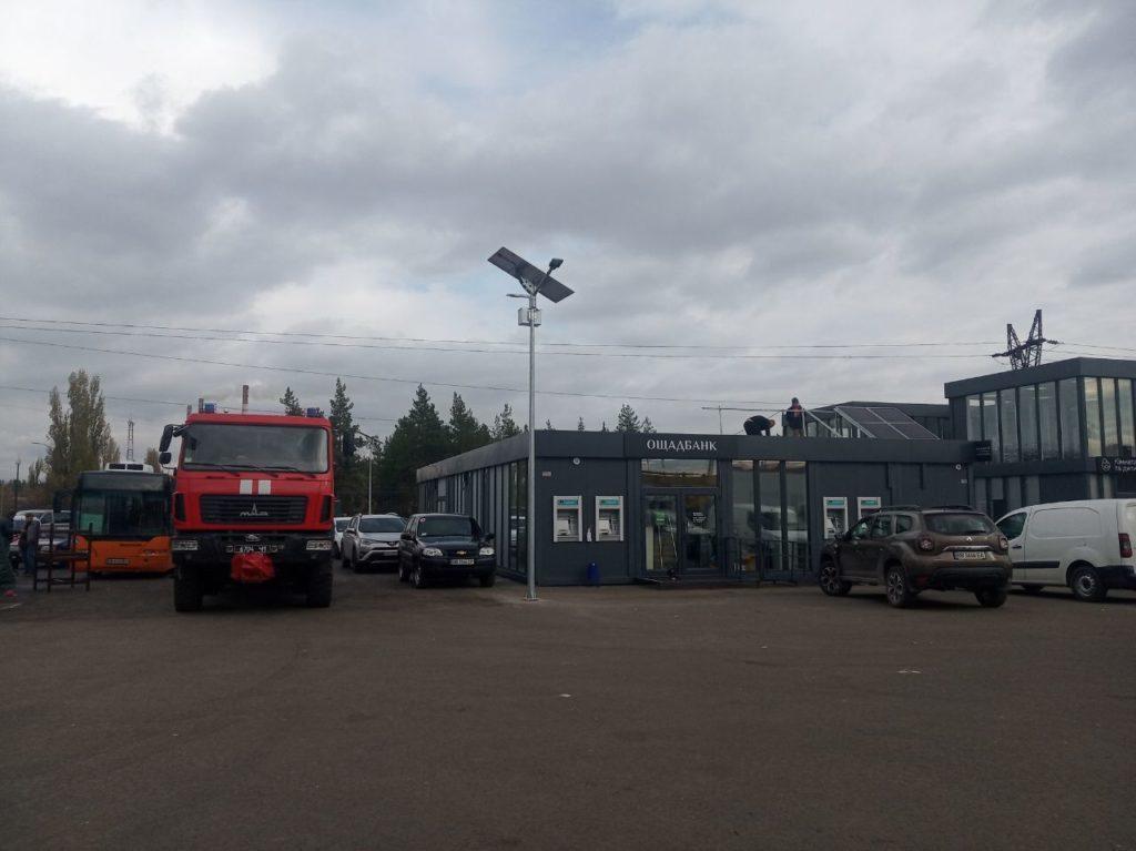 19 прифронтових населених пунктів Донбасу облаштують сонячними батареями