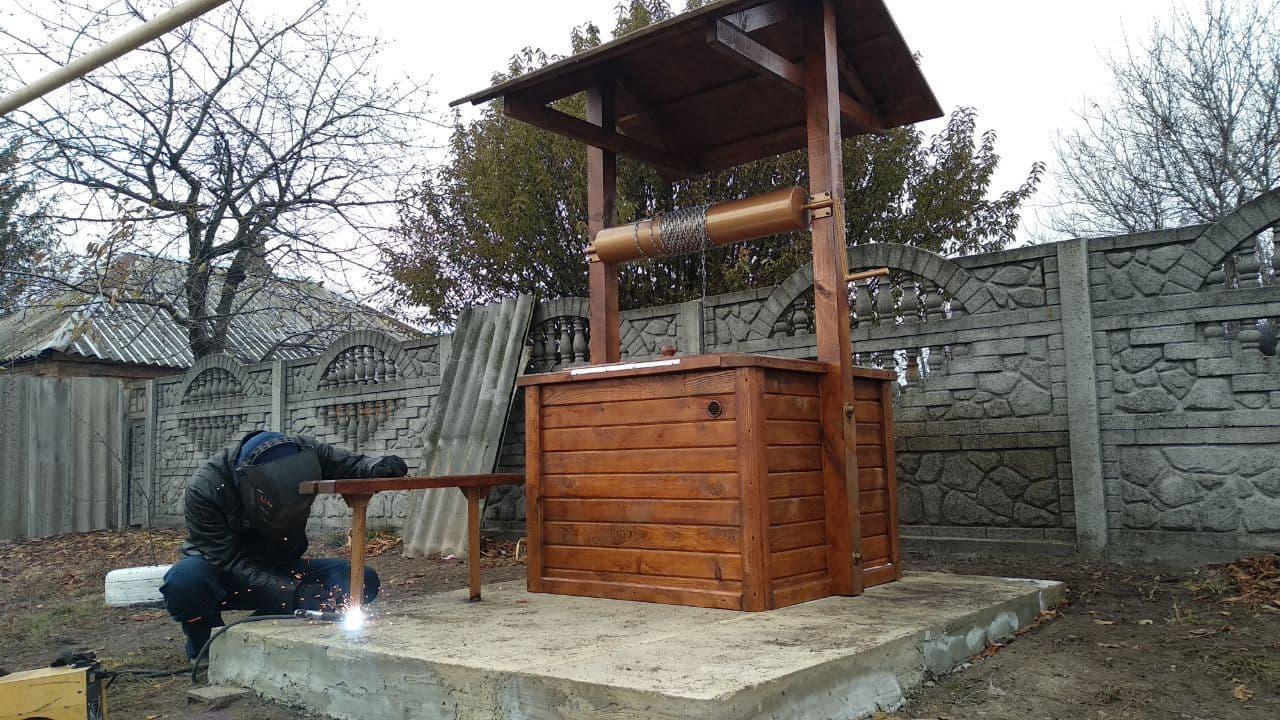 """""""Раніше ходили аж на виїзд з села"""". У Зайцевому та Кодемі відремонтували 8 джерел питної води"""