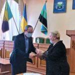 Депутати Бахмутської райради 8 скликання зібралися на першу сесію та обрали голову