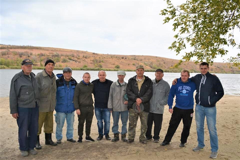 Сіверськ водойма товариство рибалок мер Сіверська