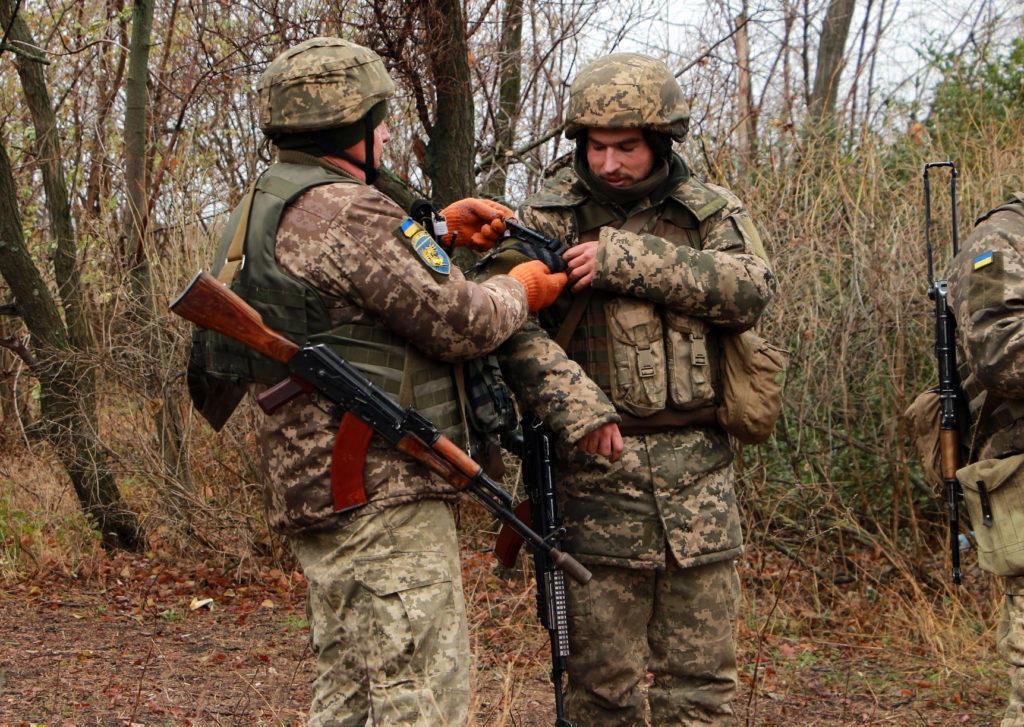 На Донбасі 6 грудня було тихо. Окупанти не порушували перемир'я, — штаб ООС