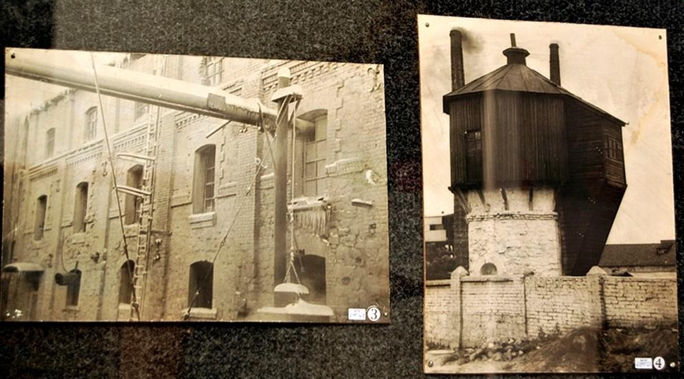 завод Штерцера Часов Яр музей промышленность 19 века