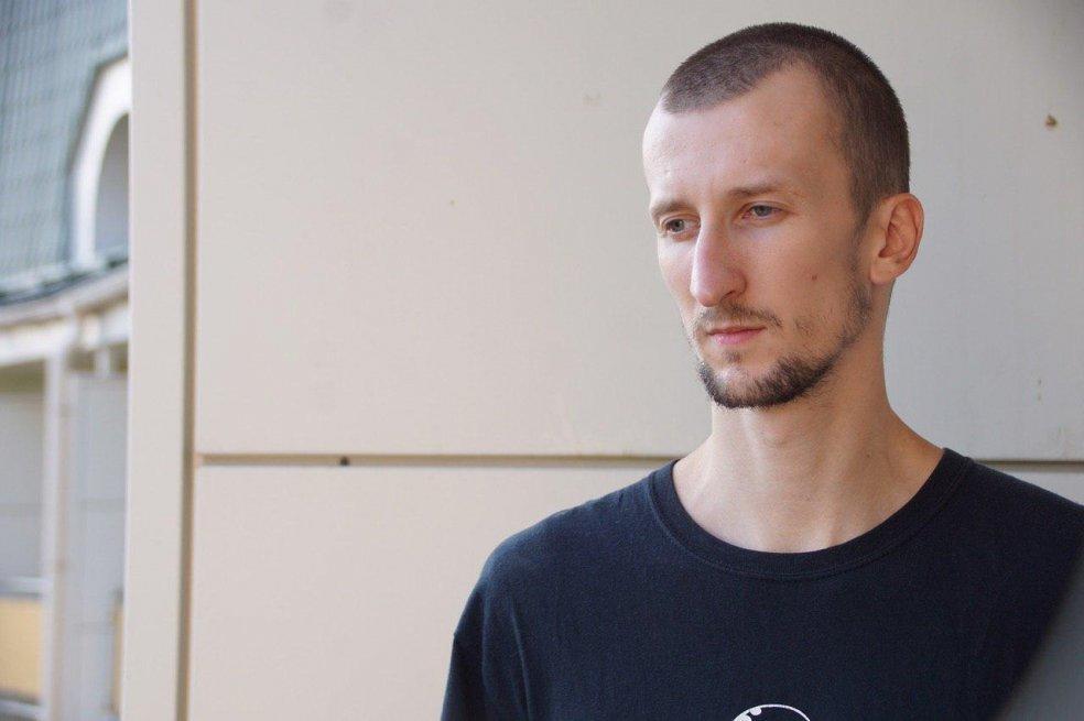 Як минув 2020-й рік для звільненого з полону українця Олександра Кольченка