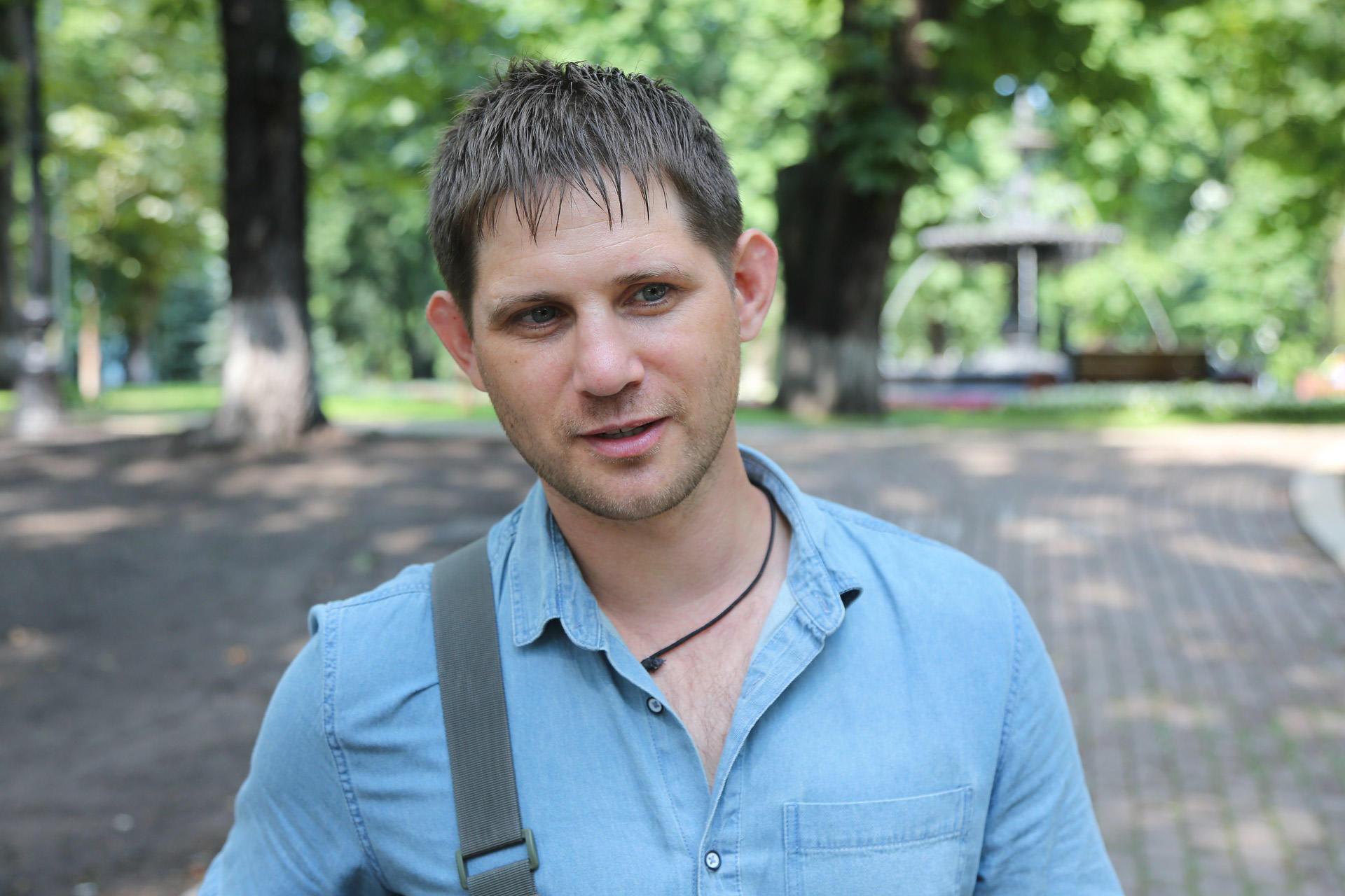 Як минув 2020-й рік для звільненого з полону українця Богдана Пантюшенка
