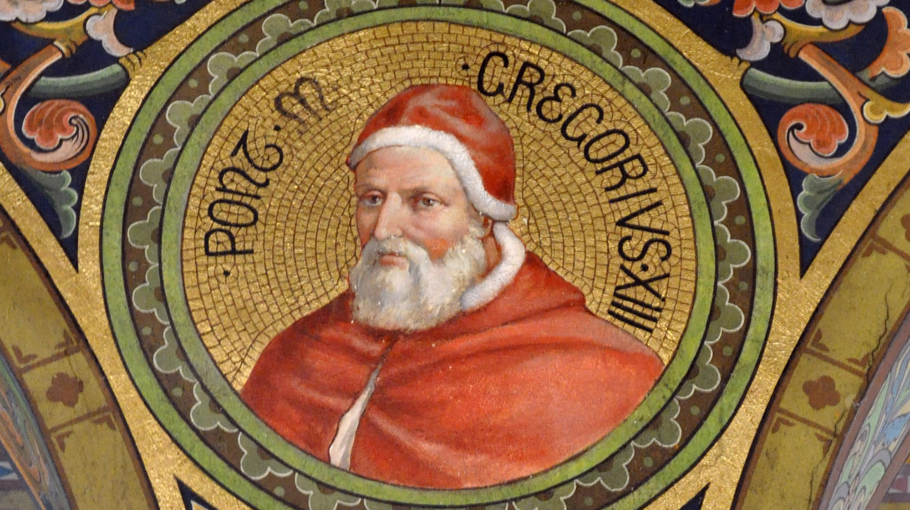 Папа Римський Григорій 13 запровадив календар, за яким українські католики святкують Різдво