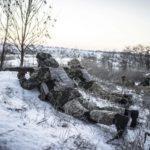 Доба в ООС: окупанти гатили з важкої артилерії та знову застосували заборонені міни