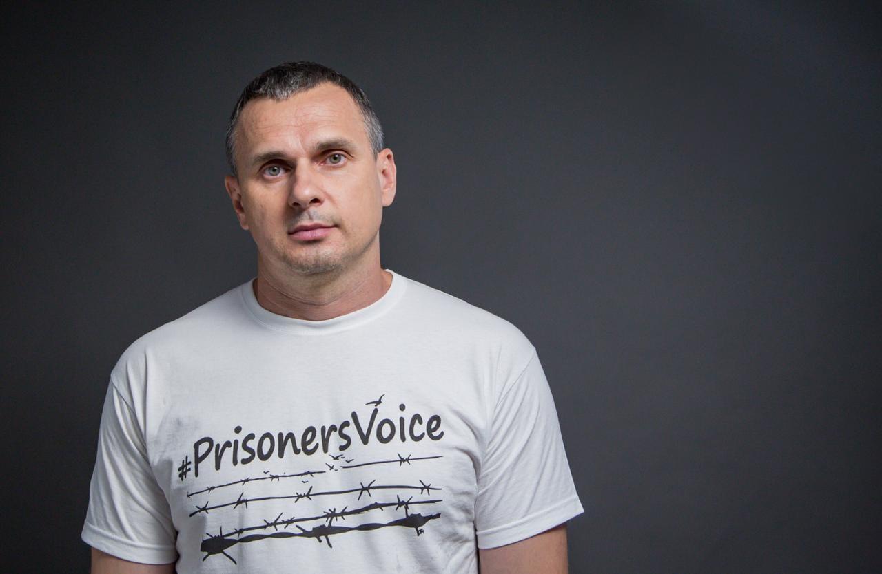 Як минув 2020-й рік для звільненого з полону українця Олега Сенцова