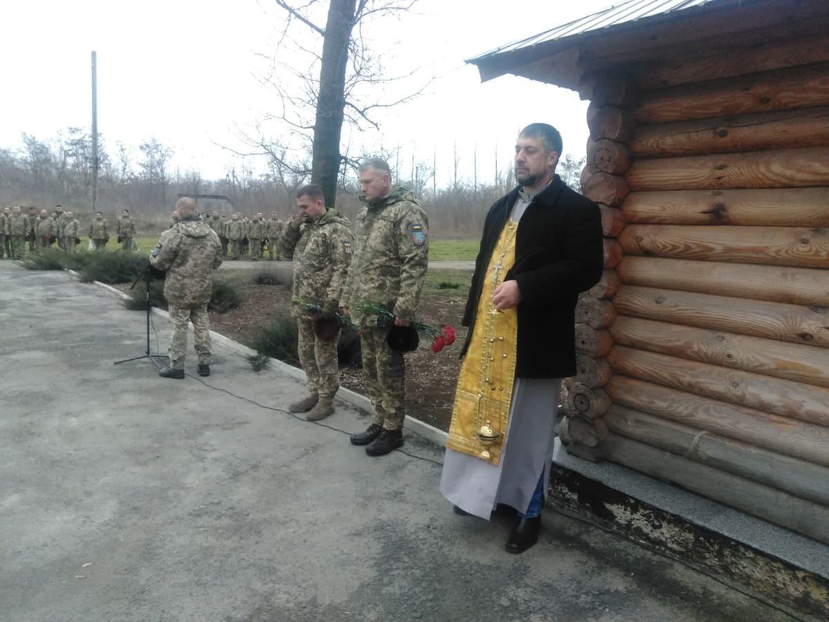 Отець Володимир Кутузов священник ПЦУ