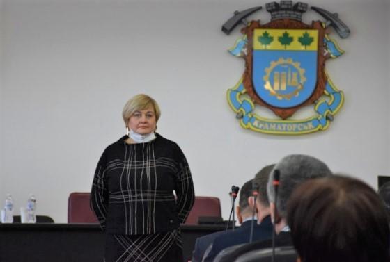 Тетяну Савченко призначили заступницею мера Краматорська