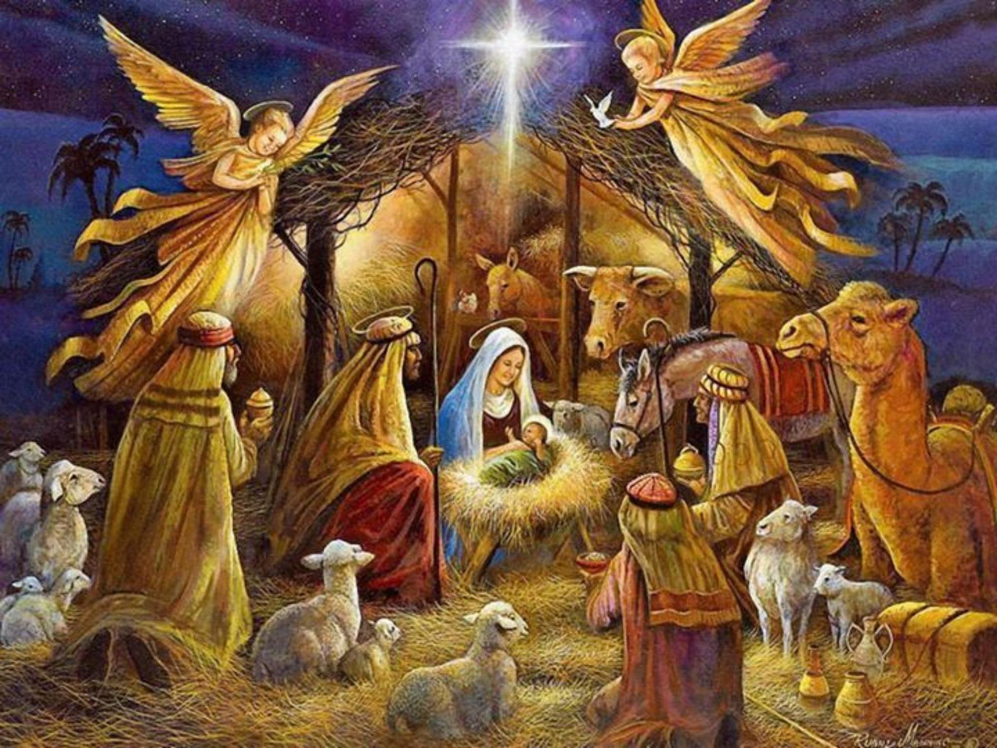 В Украине 25 декабря празднуют католическое Рождество