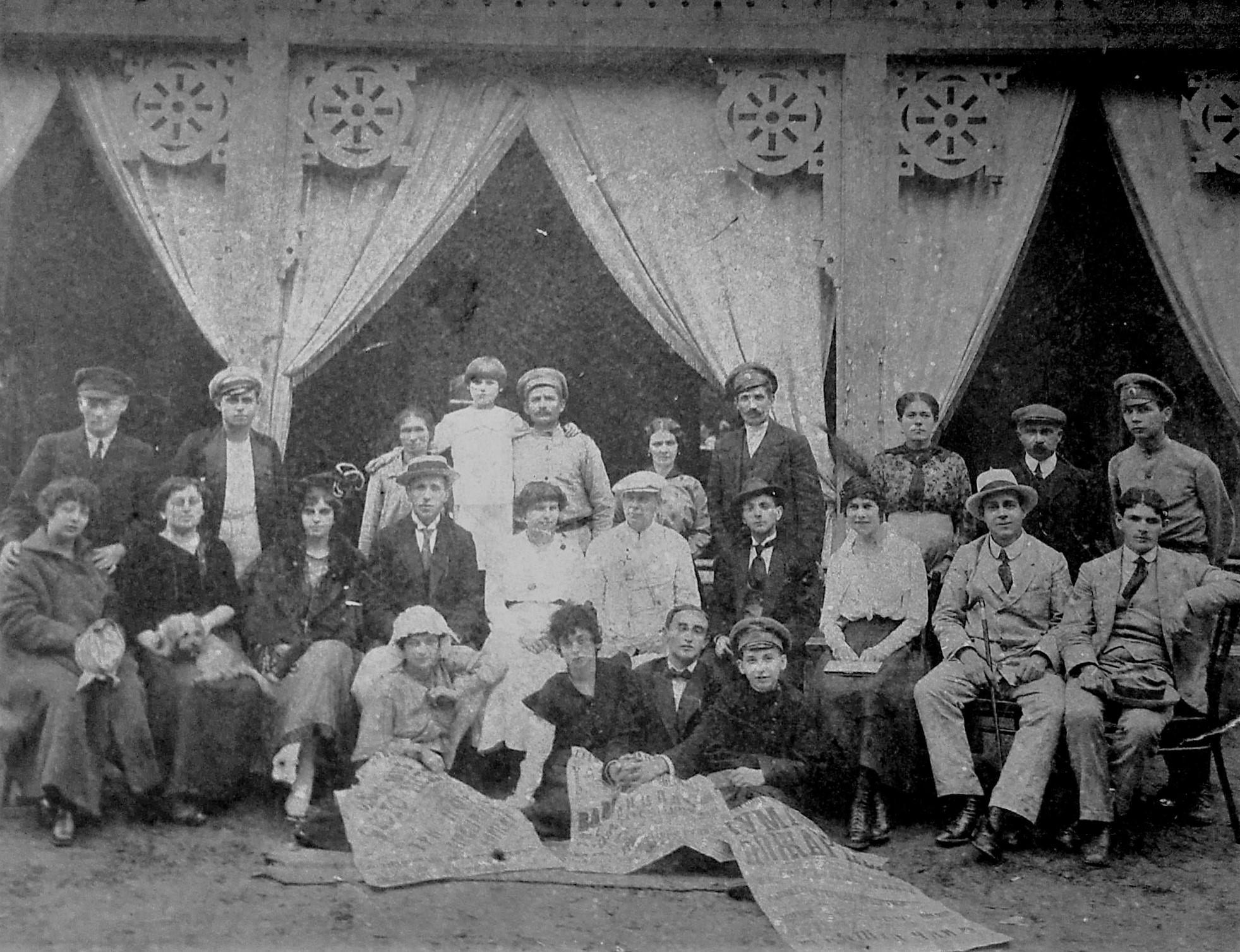 аматорський театр Бахмут глядачі