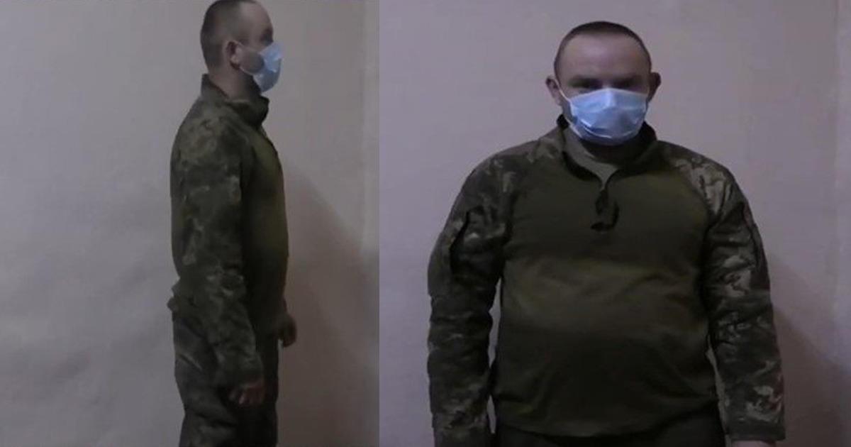На Луганщині у полон бойовиків потрапив український військовий