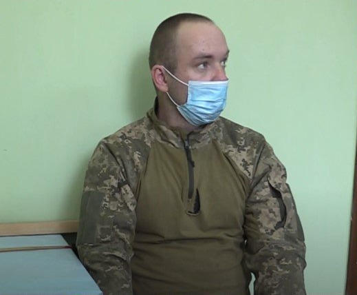 Український боєць потрапив до бойовиків у полон
