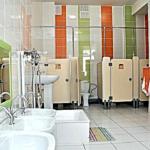 У Сіверській ОТГ в дитсадку за 800 тисяч гривень капітально відремонтують ванні кімнати й туалети