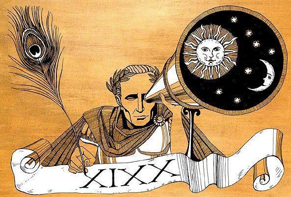 Юлий Цезарь ввел календарь, по которому православные украинцы празднуют Рождество