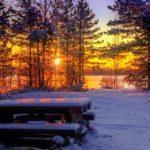 Найкоротший день і найдовша ніч 2020. Сьогодні – день зимового сонцестояння
