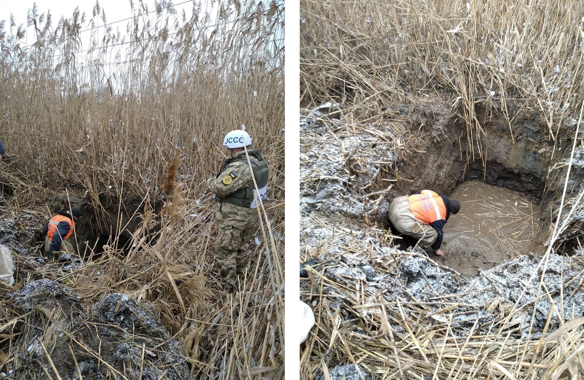 Воду в Торецке, Пивденном, Пивничном, Зализном и Щербиновке обещают дать утром 13 января