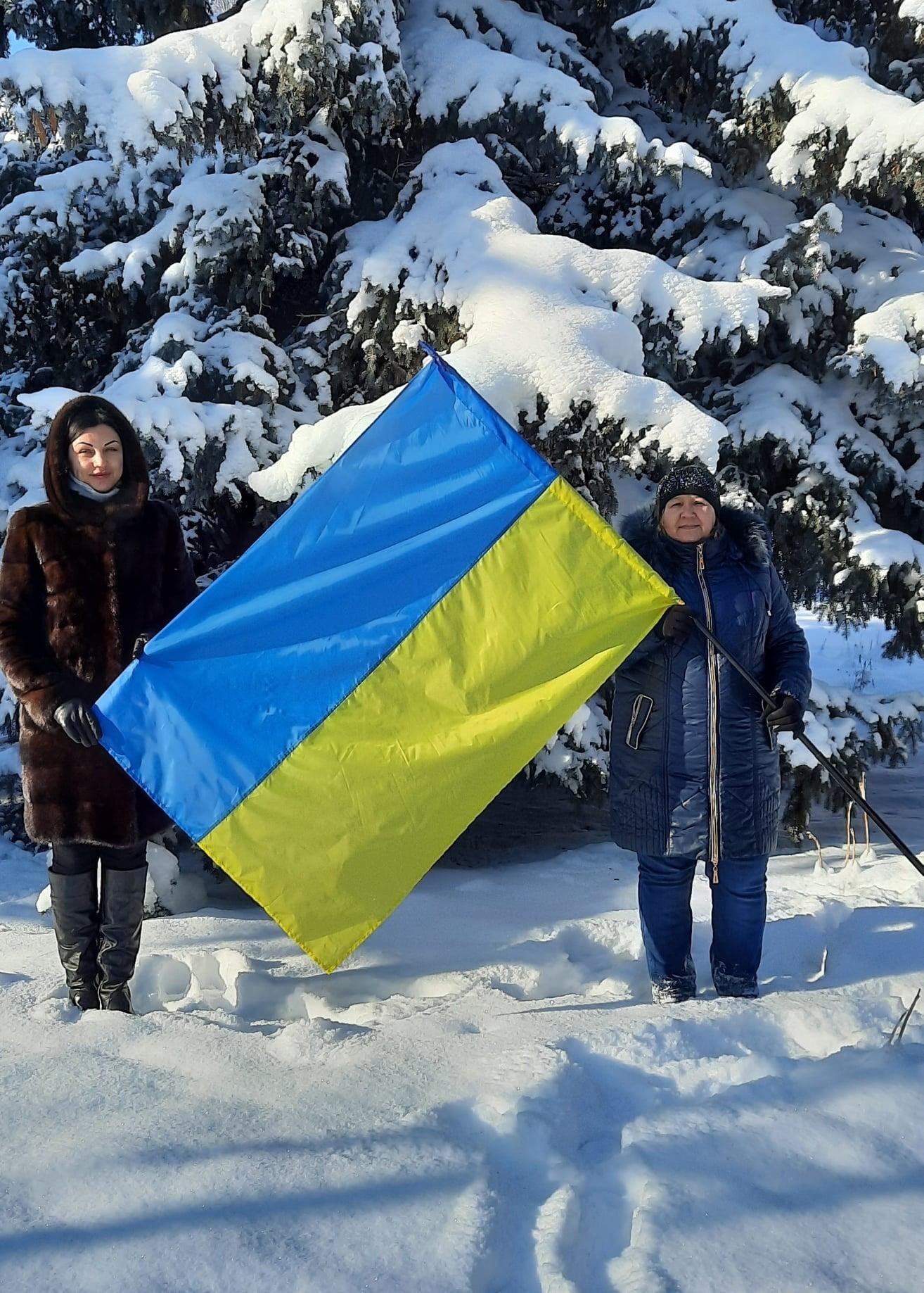 Как в Бахмуте отпраздновать День Соборности Украины во время локдауна