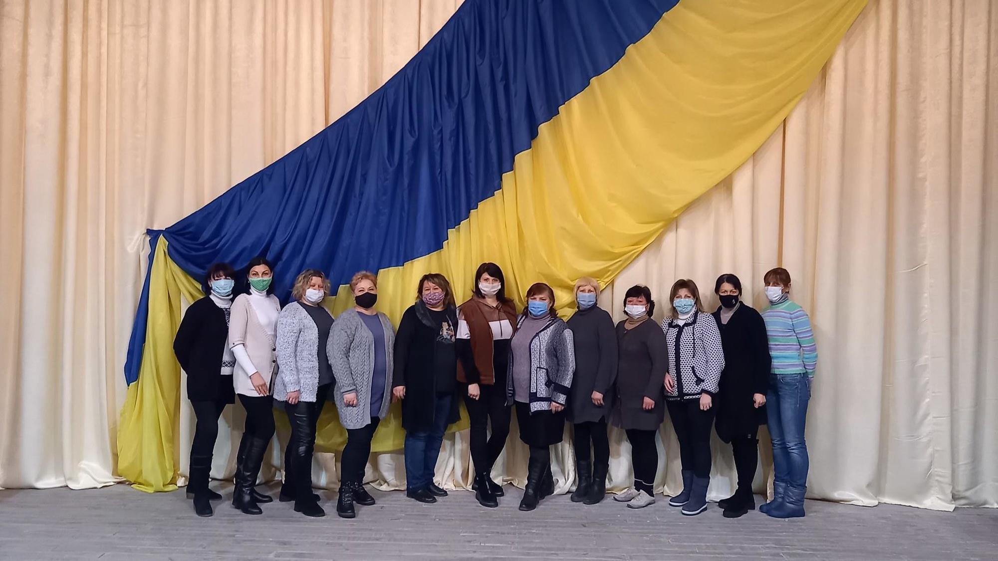 Как в Бахмуте отпраздновать День Соборности Украины в условиях карантина