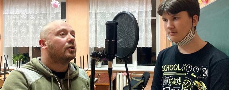 В Берліні презентують альбом, який записали разом з музикантами діти з Донбасу. Де можна послухати