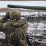 Російські найманці на Донбасі 12 разів знехтували режимом тиші. Стріляли із заборонених калібрів