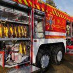 Рятувальники 6 громад Донеччини отримали нову спецтехніку та костюми (ФОТО)