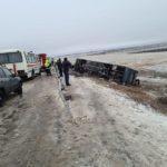 """В Росії розбився автобус """"Москва-Донецьк"""", є загиблі"""