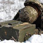 На Донбасі під час обстрілів околиць Пісків загинув військовий ЗСУ,  — штаб ООС