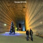 На Донеччині розробили перший в Україні підземний 3D-тур в соляних шахтах