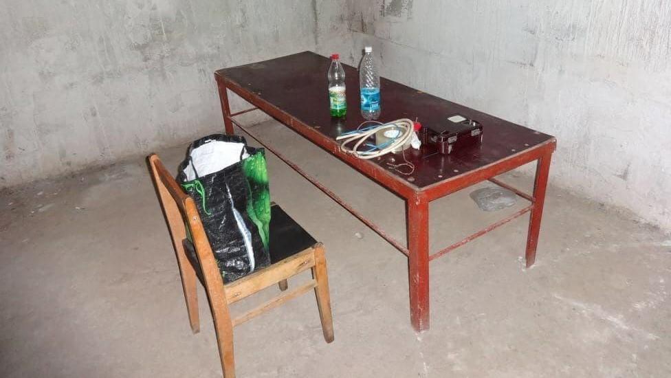 """В сеть просочились фото с тюрьмы """"Изоляция"""" на оккупированной Донетчине"""