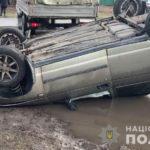 18-річний хлопець із Харківщини катався околицями Лиману на викраденому таксі. Його затримали