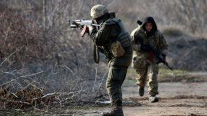 ситуація на фронті на Донбасі
