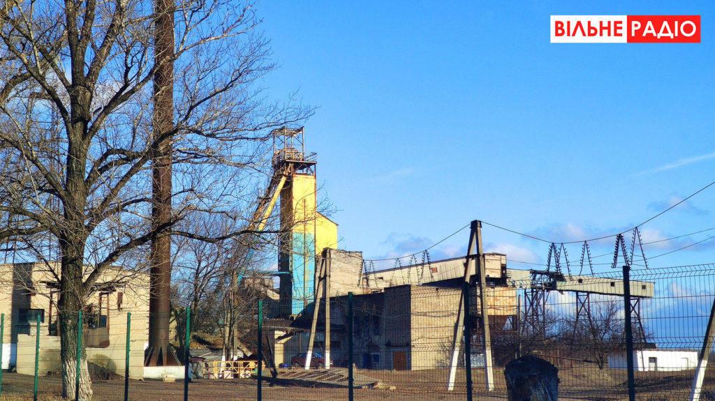 Состояние шахт на Донбассе