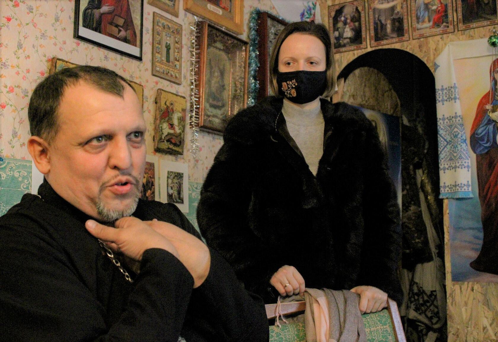 Православная семья Судак из Бахмута